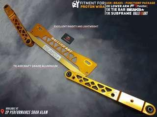 Subframe With Lower Arm and Tie Bar Set For Proton Wira Putra Satria Neo Gold Set