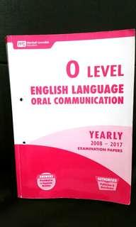 Eng Oral Sec4 Examination papers book & Free IT Matters