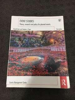 Event studies textbook