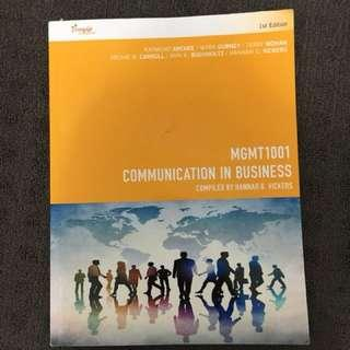 Communication in business CIB