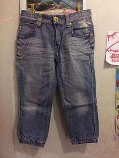 Blue Trio Jeans