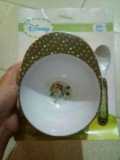 Disney Mickey Bowl Set