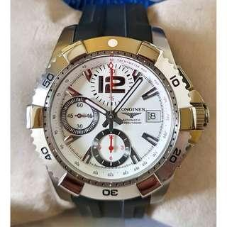 Longines HydroConquest 41 Chronograph Automatic