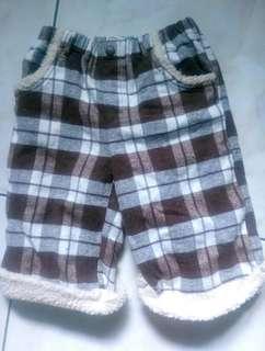 🚚 女童褲共2件(看内圙)