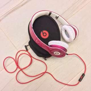 Beats SOLO HD Headphone 90%new