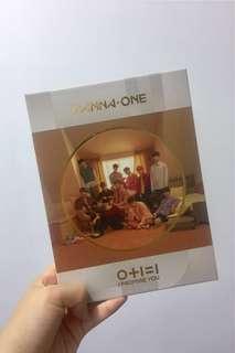 [UNSEALED] WannaOne Mini Album Vol.2 (0+1=1 I PROMISE YOU)