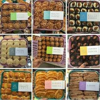 Top Cookies Malaysia | Cookies Popular di Malaysia! | Kue Kering
