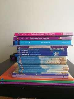 Disney Books (SELLING WHOLE LOT - 24 books)