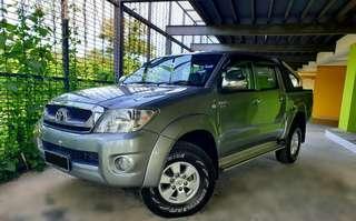 Toyota Hilux Vigo 2.5 (A)