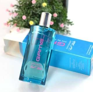 Sale Davidoff coolwater the game pour femme fullbox unseal🔥 Kuy chat skrg lgsg order! First come first serve😍😘  Authentic Guarantee/100% MONEYBACK👌 Info Grosir & Partai WA:085782955531✔(Harap baca description sebelum order🙏)