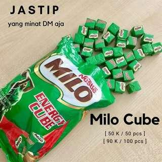 Milo cube