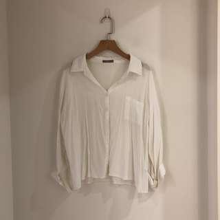 質感很好的白襯衫🥳