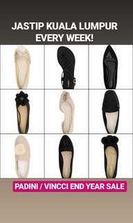 Padini Concept Store | Sepatu Vincvi | Sepatu Heels | Flatshoes | Jastip Kuala Lumpur