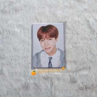 BTS 4th Muster Official Mini Photocard - J-HOPE 제이홉 (8 of 8)