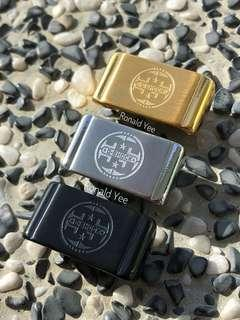 🔥🔥🔥Hot seller gold / silver and black metal keeper for DW5600 G-Shock , g-shock , G-SHOCK , gshock , GSHOCK , Casio , CASIO , Casio