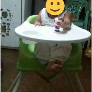 high chair (babyco)