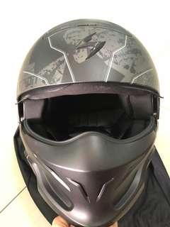 Scorpion Exo Combat Helmet