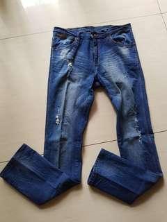 Preloved celana jeans wrangler