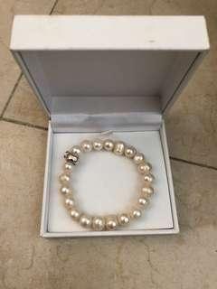 Thomas sabo 珍珠手鏈 買來戴過一次