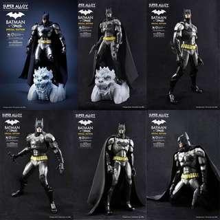 1/6 Batman Super Alloy Jim Lee Special Limited Ed Rare