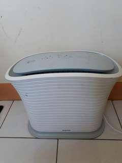Homedics True Hepa Filter Air Purifier