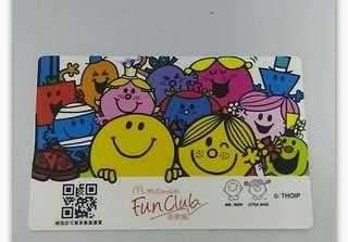 McDonald's  Club membership card 2019, 麥樂會會員證2019 Exp date 31-122019