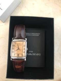 Armani 手錶