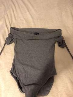 Off shoulder top shop body suit