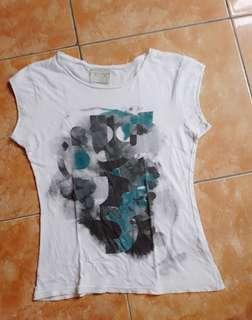 Zara basic women tshirt