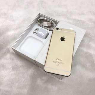 iPhone 6 32g good functionality and battery with charger