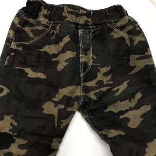 Camouflage / Army Thermal Winter Pants