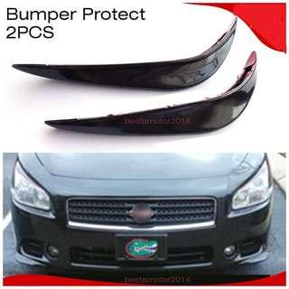 Universal Rubber Bumper Front Protector
