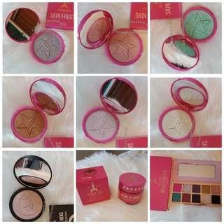 Jeffree Star Highlights  ~ assorted prices NEW