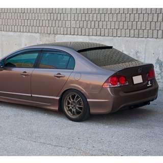 Honda Civic FD Series Window Visor