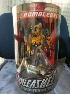 Transformers Bumblebee Unleashed Collectible