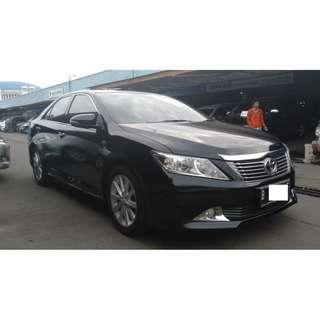 Toyota Camry V 2.5 Matic 2014