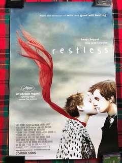 Restless Officials Posters
