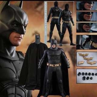 Hottoys QS009 Batman Begins 1/4