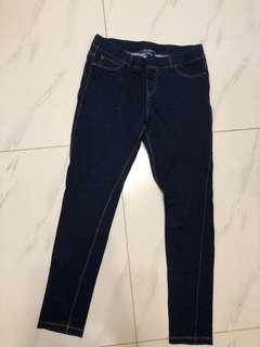 Sixty eight 牛仔 leggings