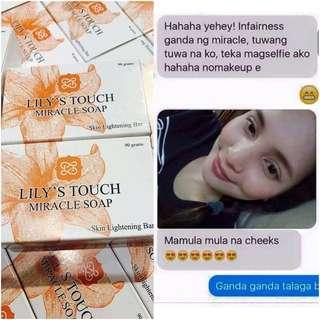Lily's Touch Miracle Soap
