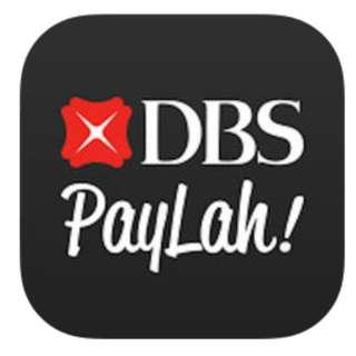 Free $5 Giveaway from DBS Paylah!