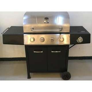 石油氣燒烤爐