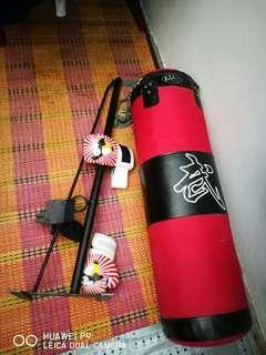 Punching bag kuat siap semua