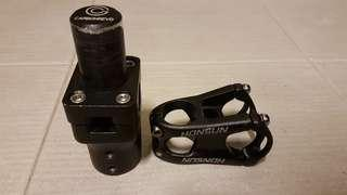 Dualtron Carbonrevo Stem set