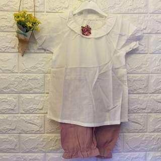 女童春夏套裝