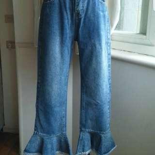 🚚 品牌牛仔褲