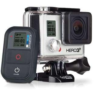 GoPro Hero 3 Plus ORIGINAL