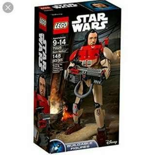 BNIB Lego Star Wars Baze Malbus 75525