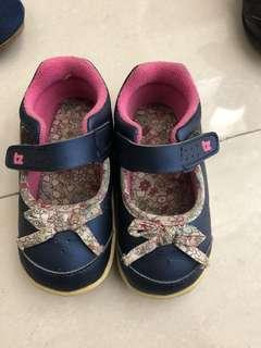 Toezone Pink Navy shoes