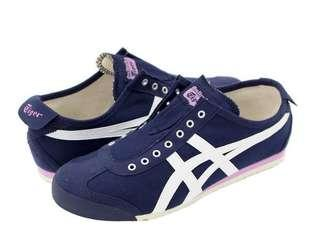 Onitsuka Slip On (Navy Blue)